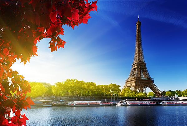 Foxtrai in Paris