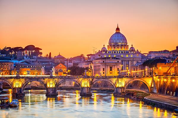 Foxtrai in Rom